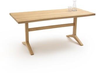 La Redoute Interieurs Waska Solid Oak Dining Table
