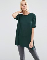 Asos T-Shirt in Oversized Drapey Fit
