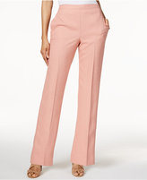 Alfred Dunner Botanical Garden Pull-On Pants