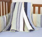 Kasey Striped Nursery Bedding