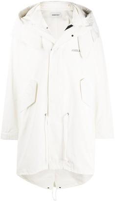 Ambush Single-Breasted Coat