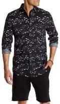 Sovereign Code Folks Cloud Print Regular Fit Shirt