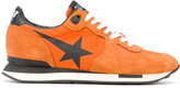 Golden Goose Deluxe Brand Running sneakers - women - Cotton/Leather/Suede/rubber - 36