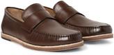 Ermenegildo Zegna - Biarritz Leather Loafers