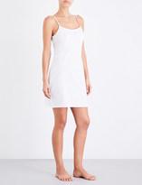 Sunspel Adjustable cotton-jersey slip dress