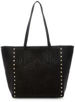 Nanette Lepore Dillion Embroidered Shoulder Bag