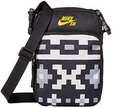 Nike SB Heritage Small Items 2.0 - All Over Print (Anthracite/Sail/Dark Sulfur) Bags
