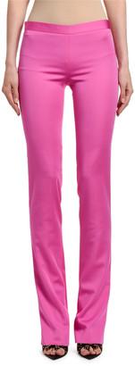 Versace Stretch Crepe Flared-Cuff Pants