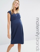 Mama Licious Mama.licious Mamalicious Maternity Peri Dress