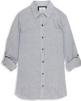 H81 Pinstripe Woven Shirt