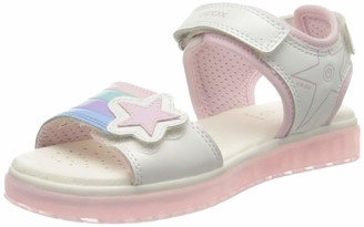 Geox Girls J Sandal Blikk B Open Toe