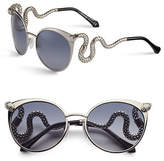 Roberto Cavalli RC890S 57mm Cat-Eye Sunglasses