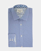 PRAMM Hexagon cotton shirt