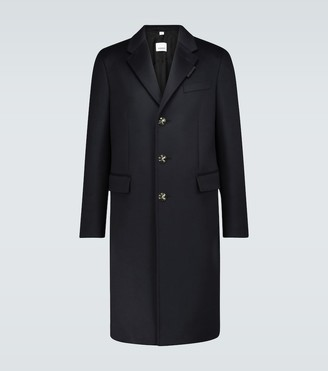 Burberry Hawkurst wool-blend coat