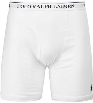 Polo Ralph Lauren Men 3-Pk. Long Classic Boxer Briefs