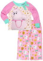 "The Secret Life of Pets Big Girls' ""Purse Pup"" 2-Piece Pajamas"