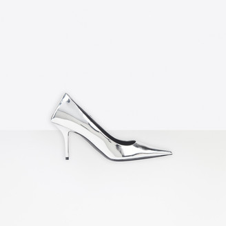Balenciaga Square Knife 80mm Pump