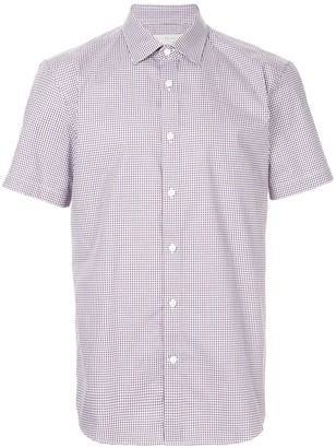 Gieves & Hawkes Gingham Shirt
