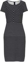 Betty Barclay Striped shift dress