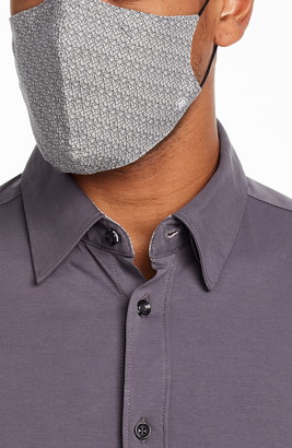 Brooklyn Brigade Geo Assorted 2-Pack Adult Adjustable Contoured Cotton Face Masks
