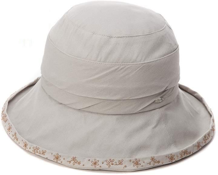 e6a1572f1fd143 Grey Wide Brim Hats For Women - ShopStyle Canada