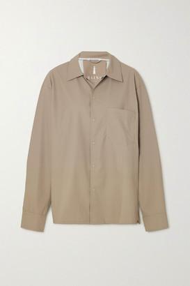 Rains Shell Shirt - Beige