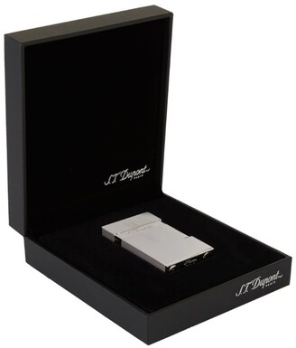 S.t. Dupont Brushed Palladium Lighter