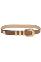 Anine Bing Western Buckle Belt