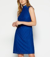 New Look StylistPick Bright Lace High Neck Dress
