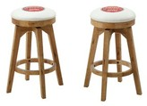 "ECI Corona 30"" Bar Stool (Set of 2 Furniture"