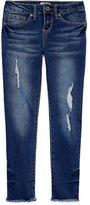 YMI Jeanswear FRAY HEM ANKLE JEAN