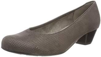 Jenny Women's Catania Closed Toe Heels, Grau (Street 73), 5 UK