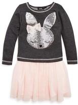 Zunie Girls' Bunny Appliqué Tutu Dress - Sizes 2-6X