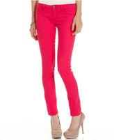 Tinseltown Juniors Jeans, Mamba Skinny Colored Wash