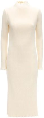 Danielle Frankel Stretch Acetate Blend Dress