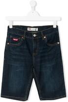Levi's Kids TEEN skinny-fit shorts