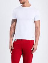 Polo Ralph Lauren Logo-detail stretch-cotton t-shirt