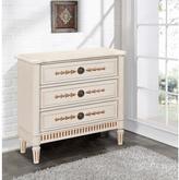Pulaski Furniture White Chest