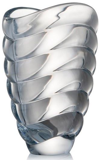 Nambe 'Azzuro' Crystal Vase