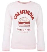 Scotch R'Belle Burger and California Print Sweatshirt