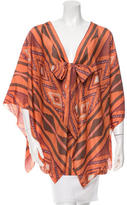 Alexis Silk Printed Tunic