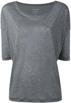 Woolrich slouch T-shirt - women - Lyocell - XS
