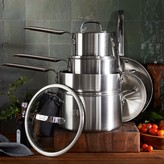 Williams-Sonoma Professional Stainless-Steel 10-Piece Cookware Set