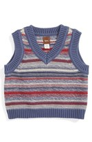 Tea Collection Infant Boy's Haru Sweater Vest