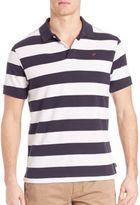 Barbour Blenheim Cotton Pique Polo Shirt