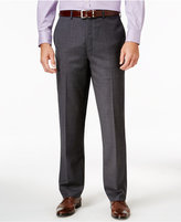 Lauren Ralph Lauren Men's Classic-Fit Tic-Pattern Wool Dress Pants
