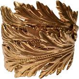 One Kings Lane Vintage Dominique Aurientis Gold Cuff Bracelet