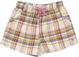 Pink Chicken Camp Shorts (Toddler/Kid)-Multicolor-2 Years