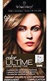 Schwarzkopf Ultime Hair Color Cream, 6.1 Smoky Brown, 2.03 Ounce