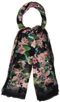 Karen Millen Floral Print Woven Shawl